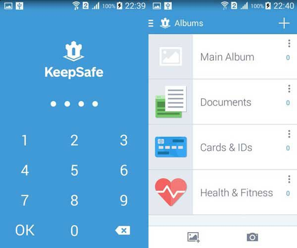 Keepsafe For Android