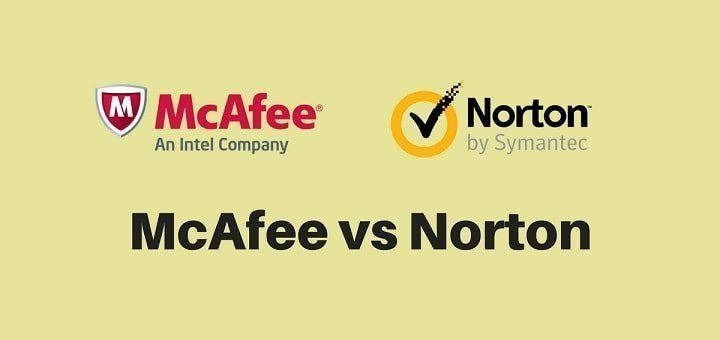 McAfee vs Norton – Which One To Go For In 2019?