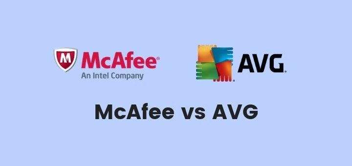 McAfee Vs  AVG - Which One To Go For In 2019? - Jealous Computers