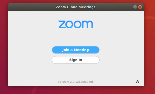 install zoom meeting ubuntu
