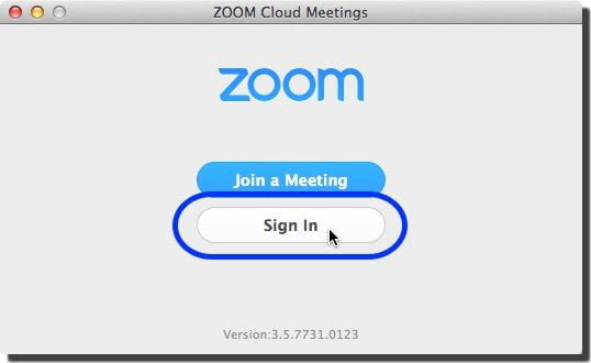 zoom cloud meetings mac