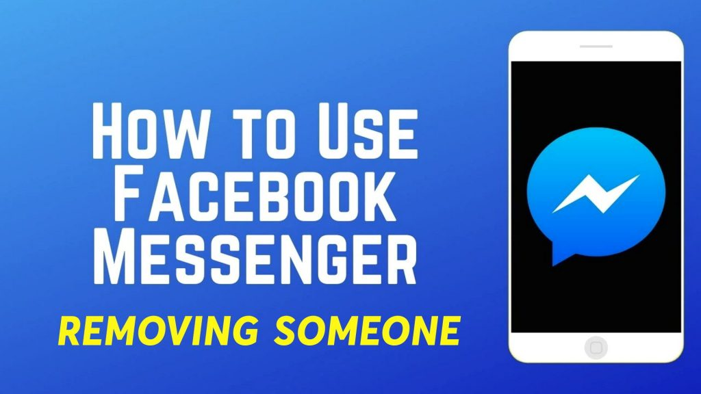 How To Remove Someone From Messenger Fast V2