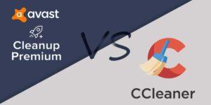 Avast Cleanup Premium Vs Ccleaner