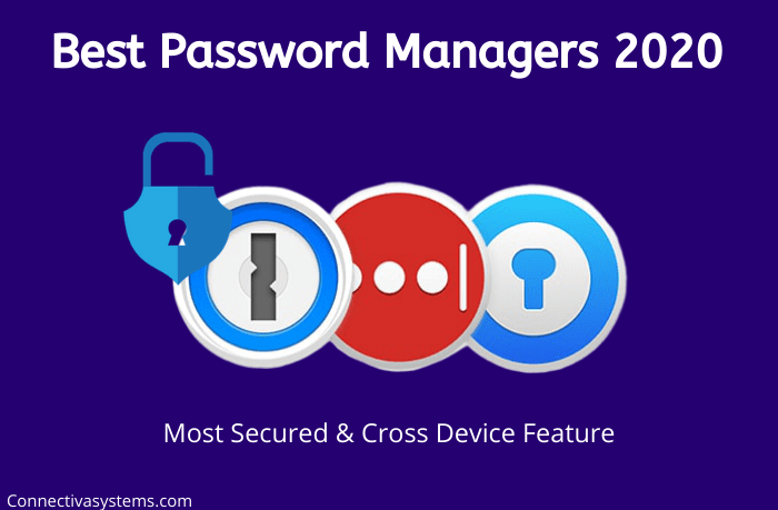 15 Best Secure Password Managers with promo codes in 2020