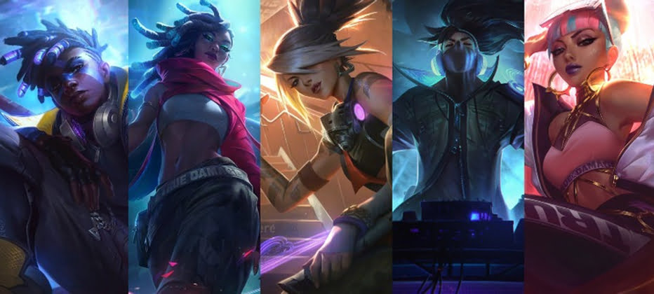 How Many Skins Are In League Of Legends?