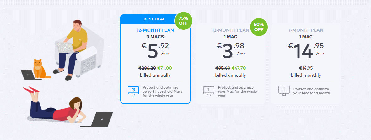 Mackeeper Pricing