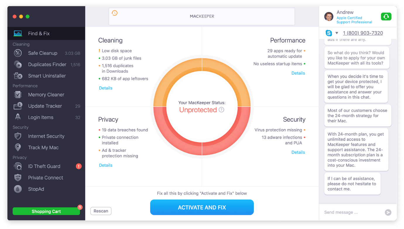 MacKeeper antivirus review 2021 - Is it worth? 1