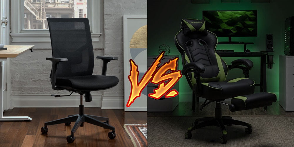 Gaming Chairs Vs. Office Chairs A Brief Overview 1