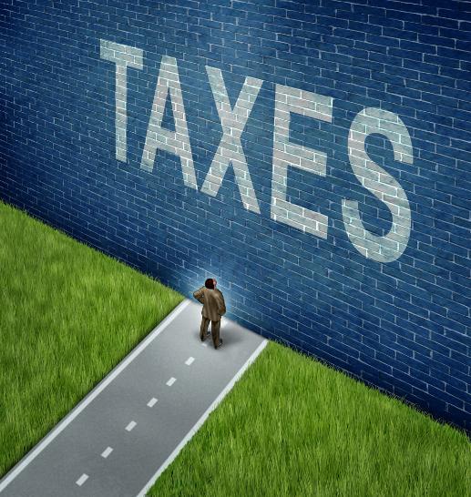 high taxes