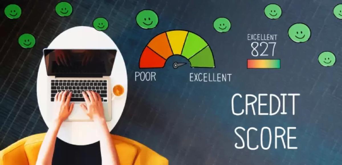 PrivacyGuard Credit score report