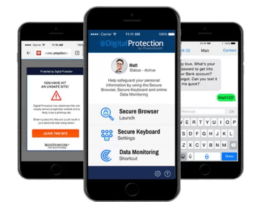 PrivacyGuard Ease of use