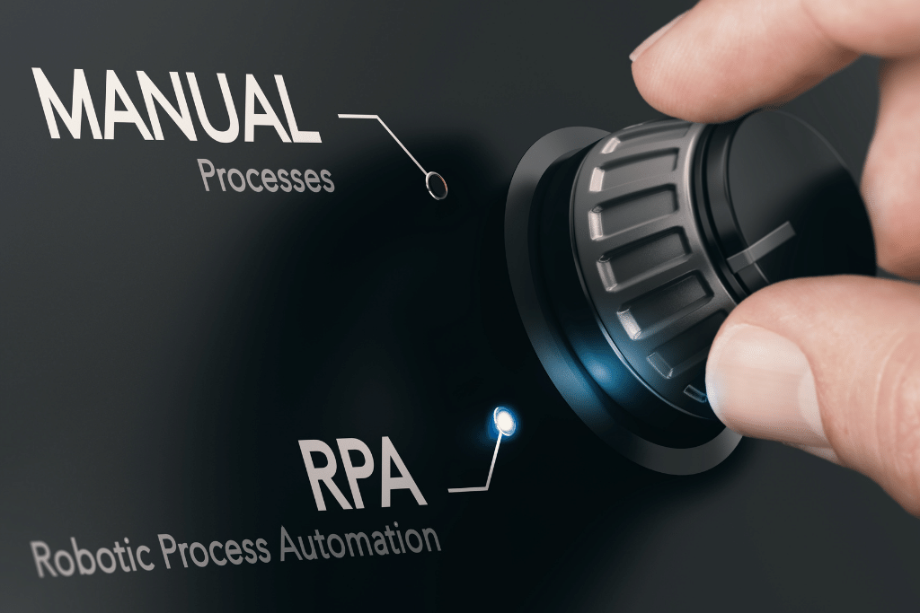 The Revolutionary Robotic Process Automation (rpa) In The Finance Industry