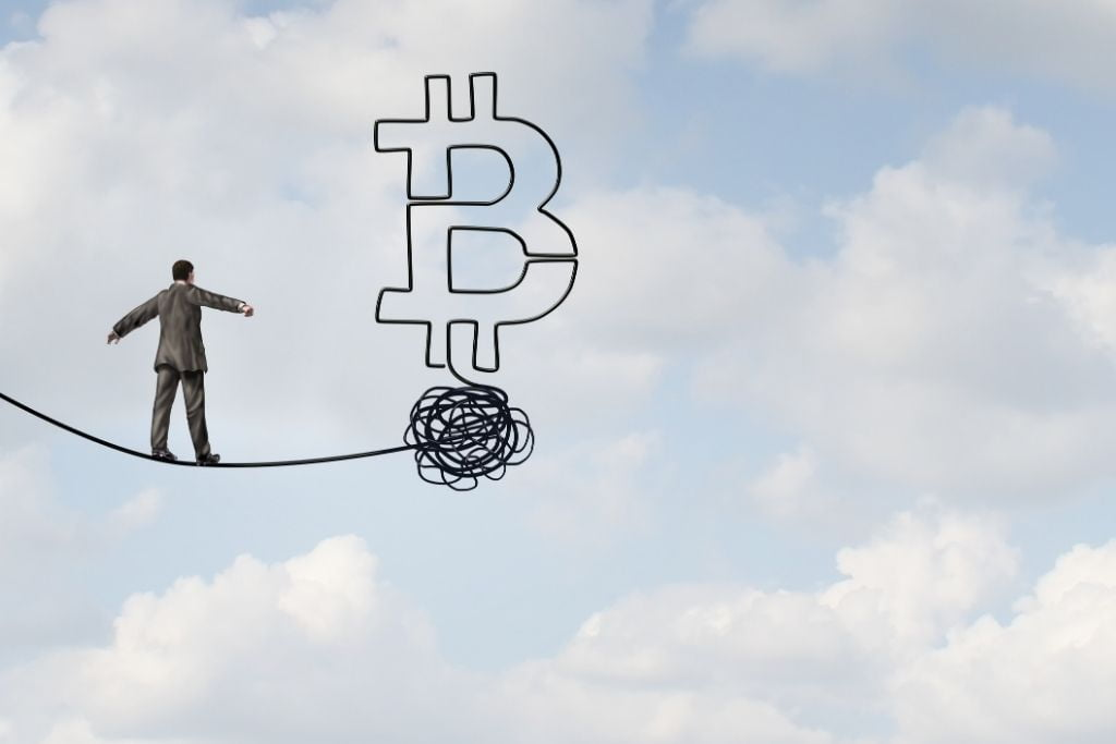 Bitcoin Hit $57000 And Keeps Dropping. Why 1