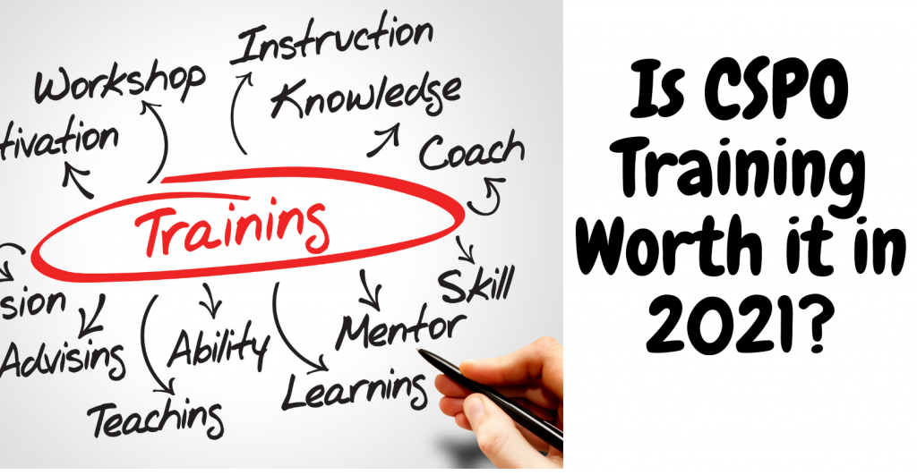 Is Cspo Training Worth It In 2021
