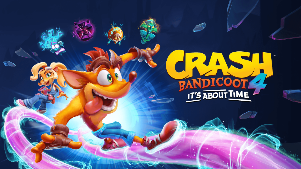 What's New in Crash Bandicoot 4: It's About Time for PS5?